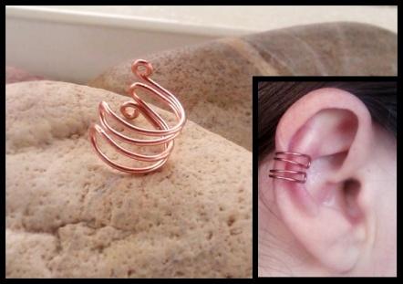 basic earcuff