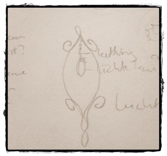 pendant design by Laurelinde Sieraden