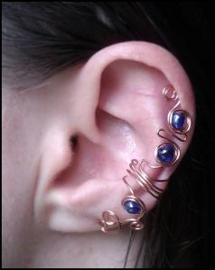 earcuffblue500lijn