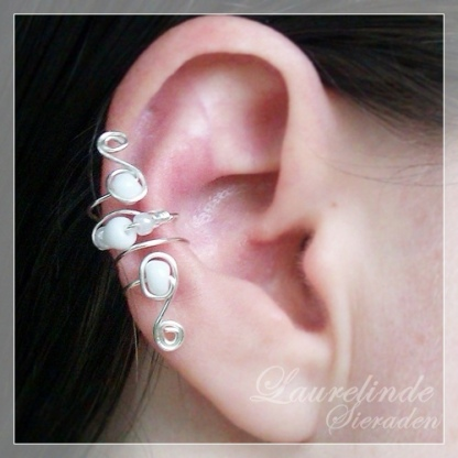 earcuff Alane wit
