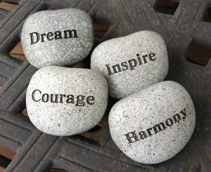 inspiratie, dream, inspire, courage, harmony