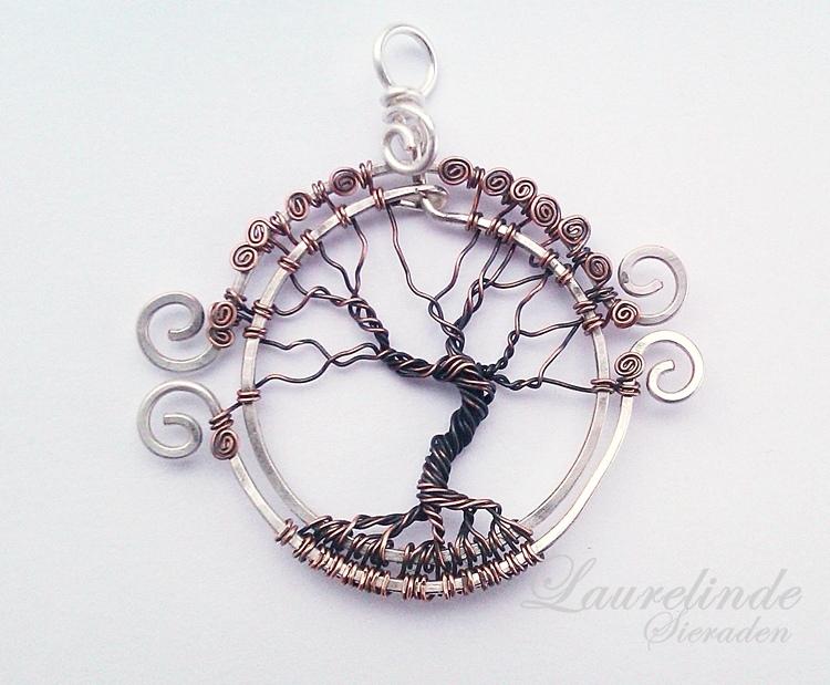 celtic tree of life winter