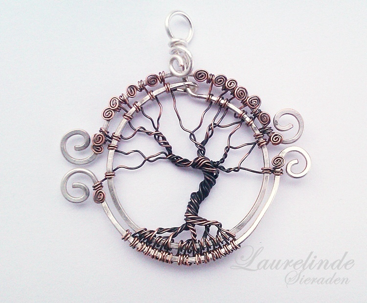 celtic tree of life winter