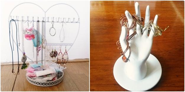 sieraden standaard, voor ringen, kettingen, oorbellen