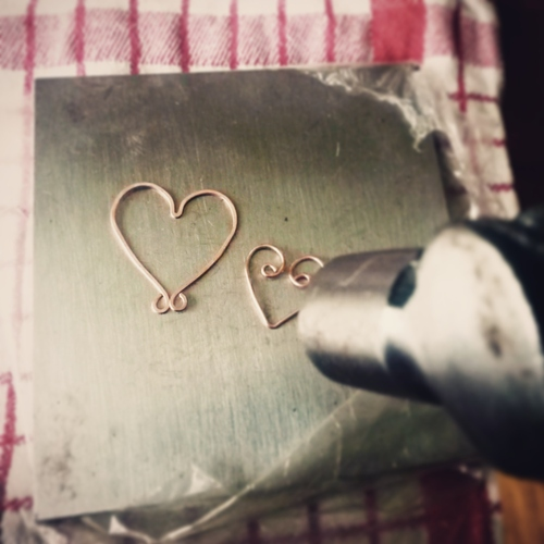 made with love and care and hammers