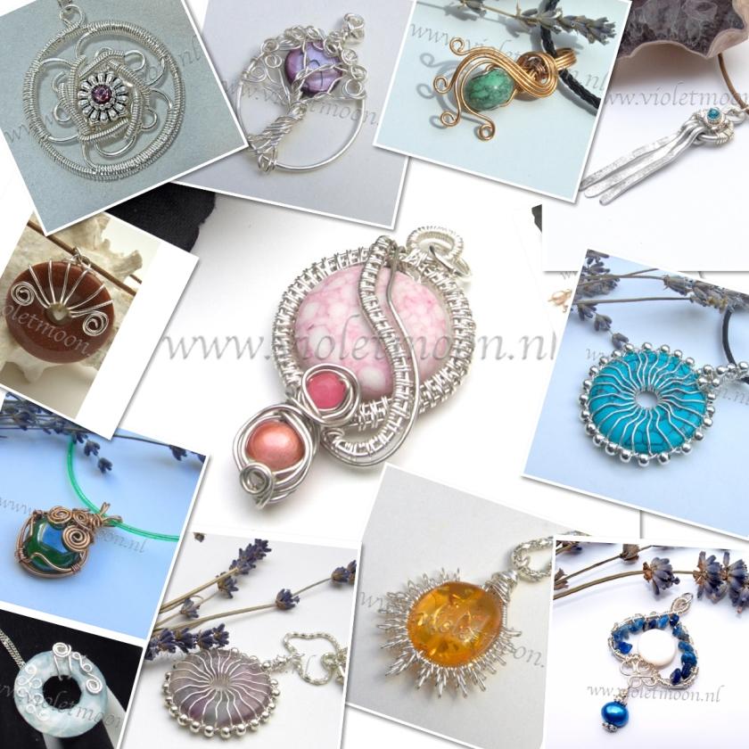 swire sieraden van Violetmoon.nl