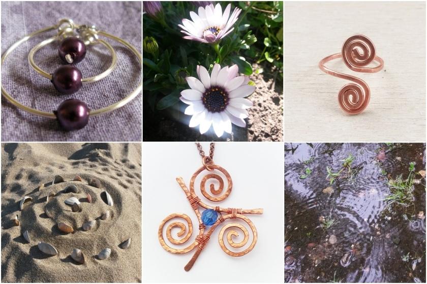inspiratie cirkels en sieraden