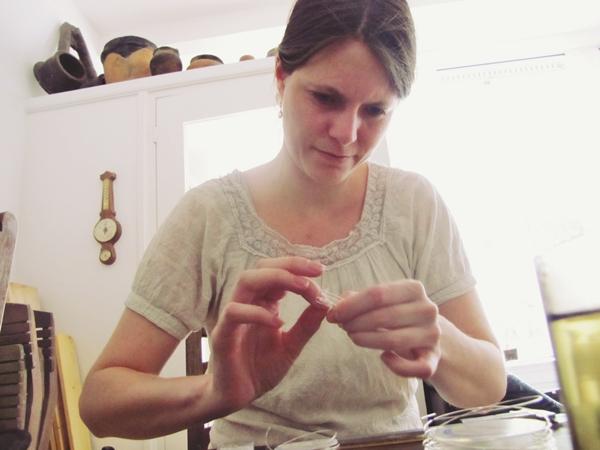 laurien maakt sieraden