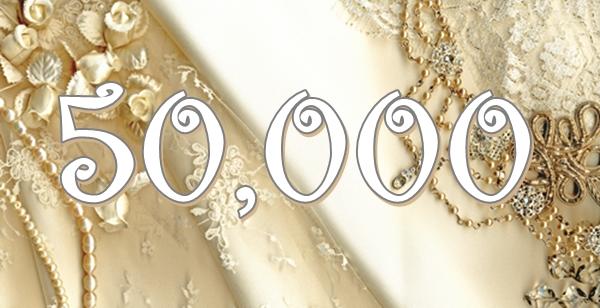 50000 vintage lace