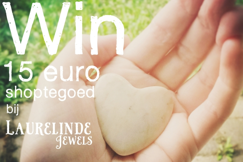 win 15 euro bij Laurelinde Jewels