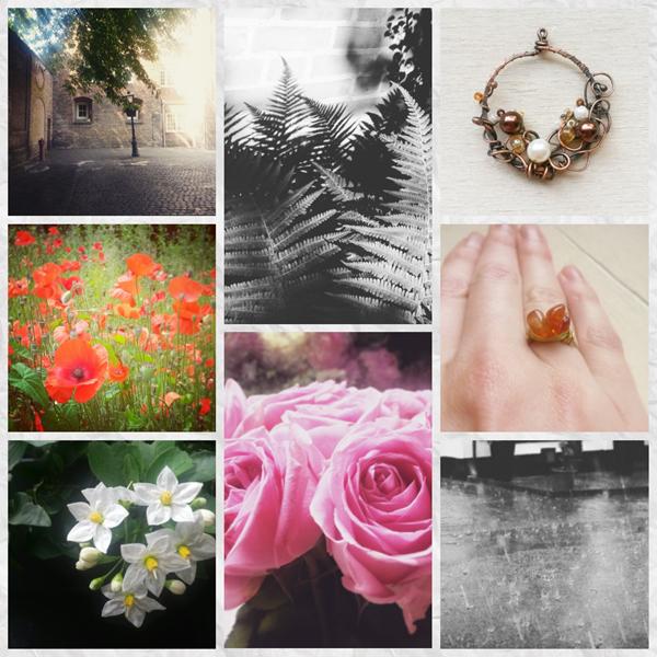 foto's van Laurelinde's instagram in juni